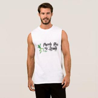 Puerto Rico se Levanta Sleeveless Shirt