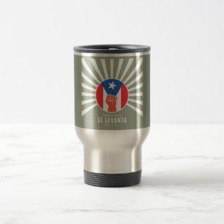 Puerto Rico Se Levanta Travel Mug