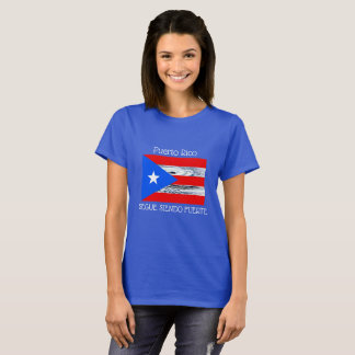 Puerto Rico SEGUE SIENDO FUERTE Hurricane Shirt