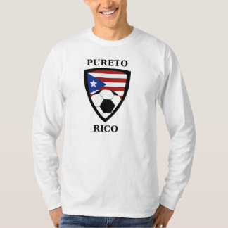 Puerto Rico Soccer T-Shirt