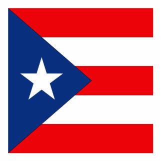 Puerto Rico Standing Photo Sculpture