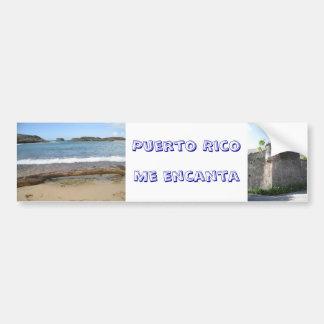 Puerto Rico Sticker Bumper Sticker
