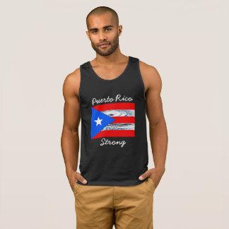 Puerto Rico  Strong Hurricane Flag Shirt