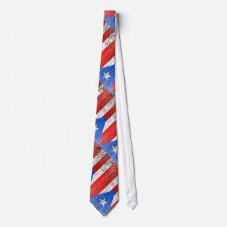 Puerto Rico Tie