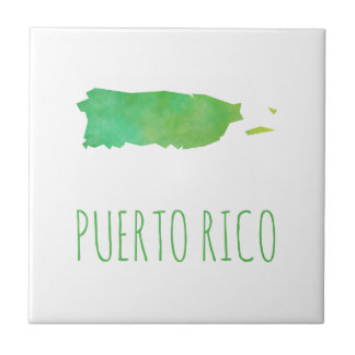 Puerto Rico Tile