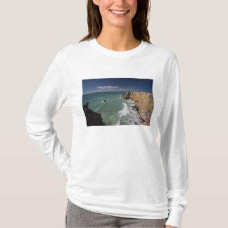 Puerto Rico, West Coast, Cabo Rojo, coastline 2 T-Shirt