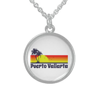 Puerto Vallarta Sterling Silver Necklace