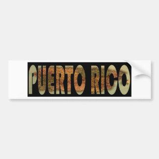 puertorico1886 bumper sticker