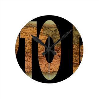 puertorico1886 round clock