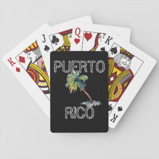 PUERTORICO PLAYING CARDS
