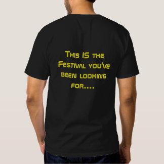 PUF 2016 Festival Shirt Black