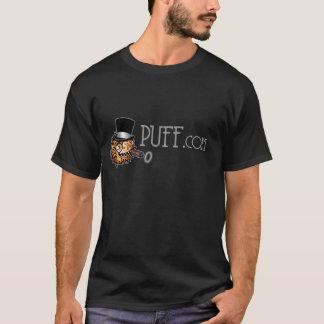 Puff Tshirt Basic Dark