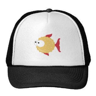 Puffer Fish Cap