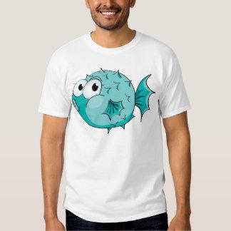 Puffer fish tee shirts