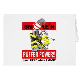 PUFFER POWER_1 CARD