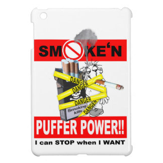 PUFFER POWER_1 CASE FOR THE iPad MINI