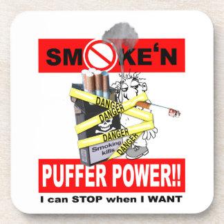 PUFFER POWER_1 COASTER