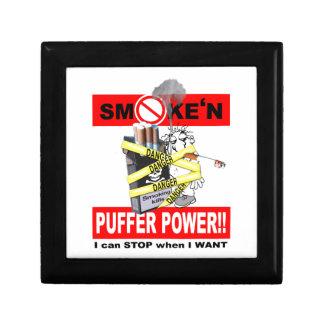 PUFFER POWER_1 GIFT BOX