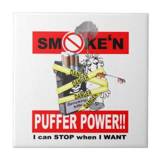 PUFFER POWER_1 TILE
