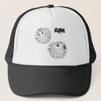 Pufferfish Trucker Hat