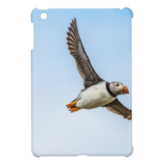 Puffin Bird Sea Flight Wildlife Fly Feather iPad Mini Case