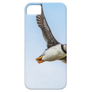 Puffin Bird Sea Flight Wildlife Fly Feather iPhone 5 Cover