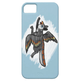 Puffin gryphon phone case