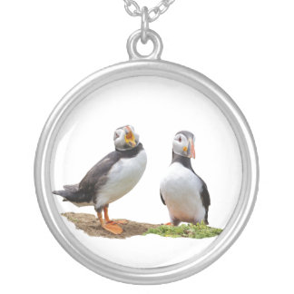 Puffin Necklace