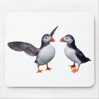 Puffin Pals Mousemat (choose colour)