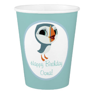 Puffin Rock Party Cup - Oona