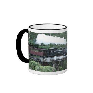 Puffing Billy Steam Train Mugs