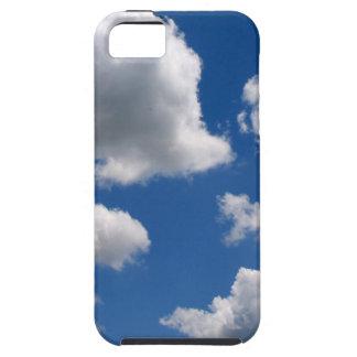 Puffy Clouds iPhone 5 Case
