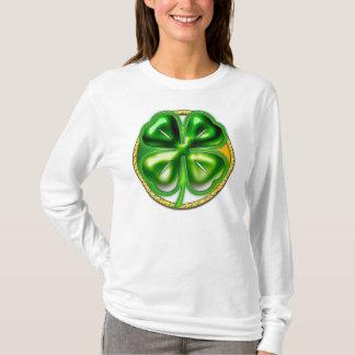 Puffy Clover T-Shirt