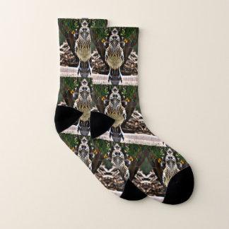 Puffy Roady Unisex Socks 1