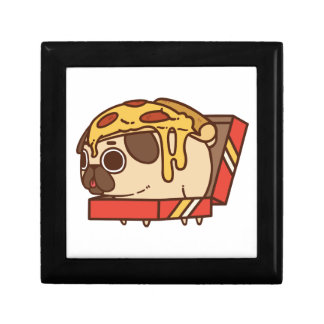 Pug-01 pizza gift box