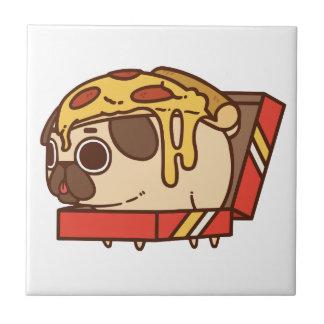 Pug-01 pizza tile