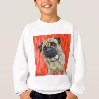 Pug 0range sweatshirt