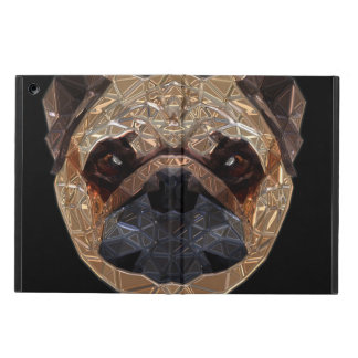 Pug_20170601_by_JAMColors iPad Air Covers