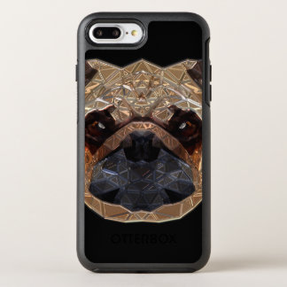 Pug_20170601_by_JAMColors OtterBox Symmetry iPhone 8 Plus/7 Plus Case