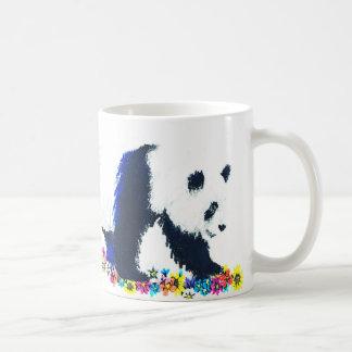 Pug and Panda Coffee Mug