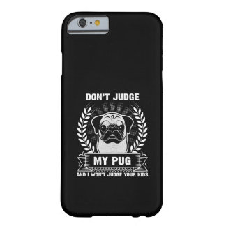 Pug Animal Barely There iPhone 6 Case