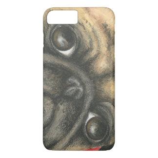 Pug Art iPhone 7 Plus Case