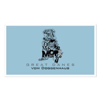 Pug Business Card Templates