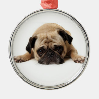 Pug Christmas Ornament 2