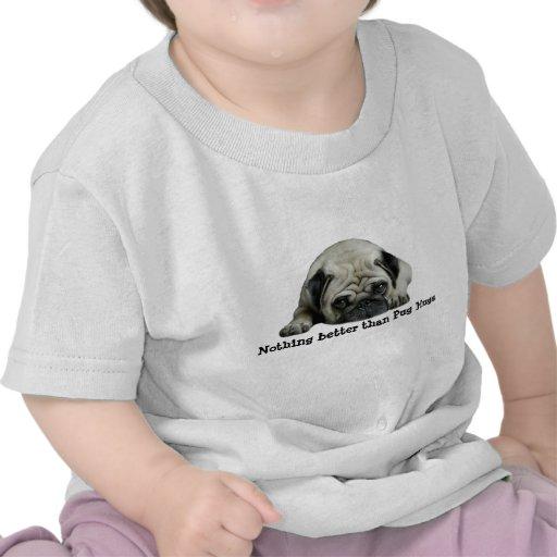 Pug Clown At Heart Toddler Unisex Shirt
