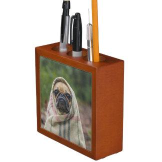 Pug Desk Organiser