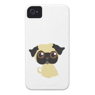 Pug Dog iPhone4 Case