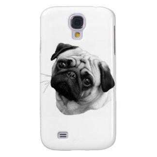 Pug Dog  Galaxy S4 Cases