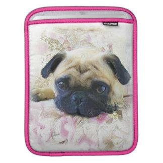 Pug dog sleeves for iPads