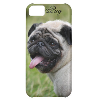 Pug dog iphone 5 case mate barely custom photo